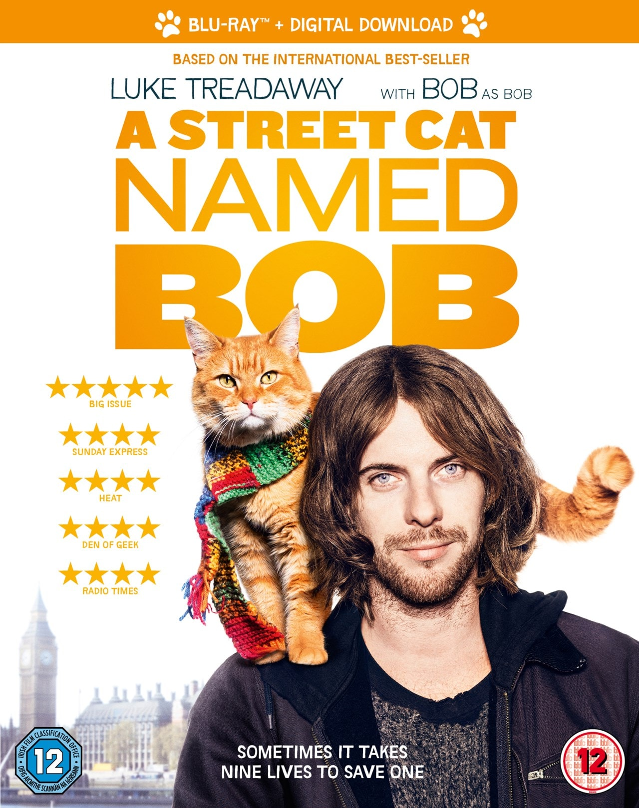 A Street Cat Named Bob - 1