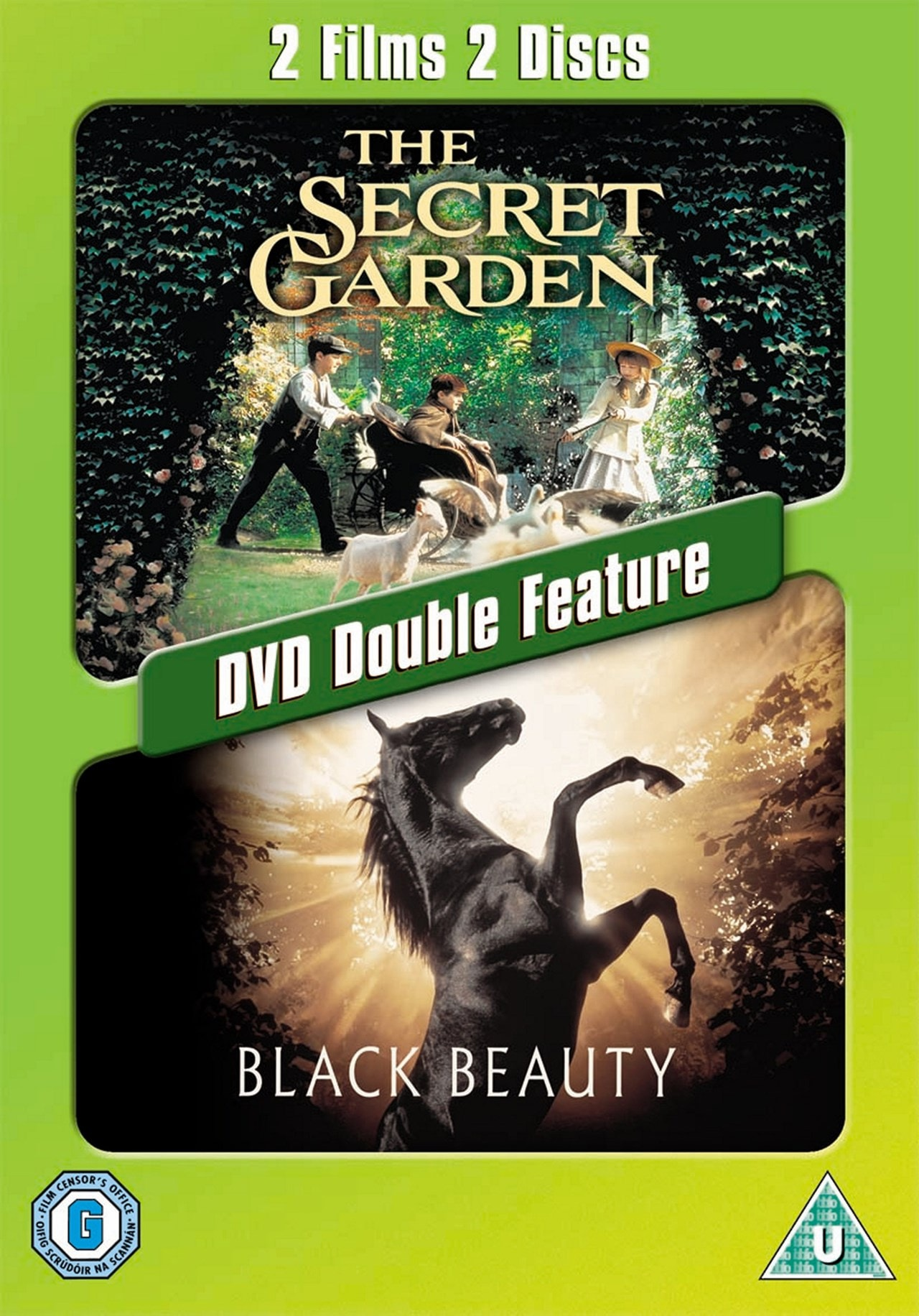 The Secret Garden/Black Beauty - 1