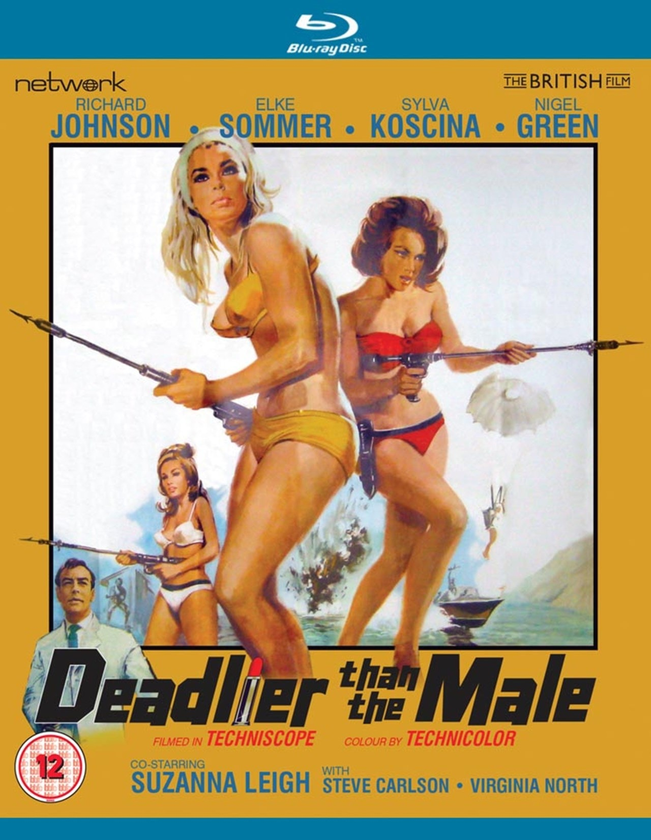 Deadlier Than the Male - 1