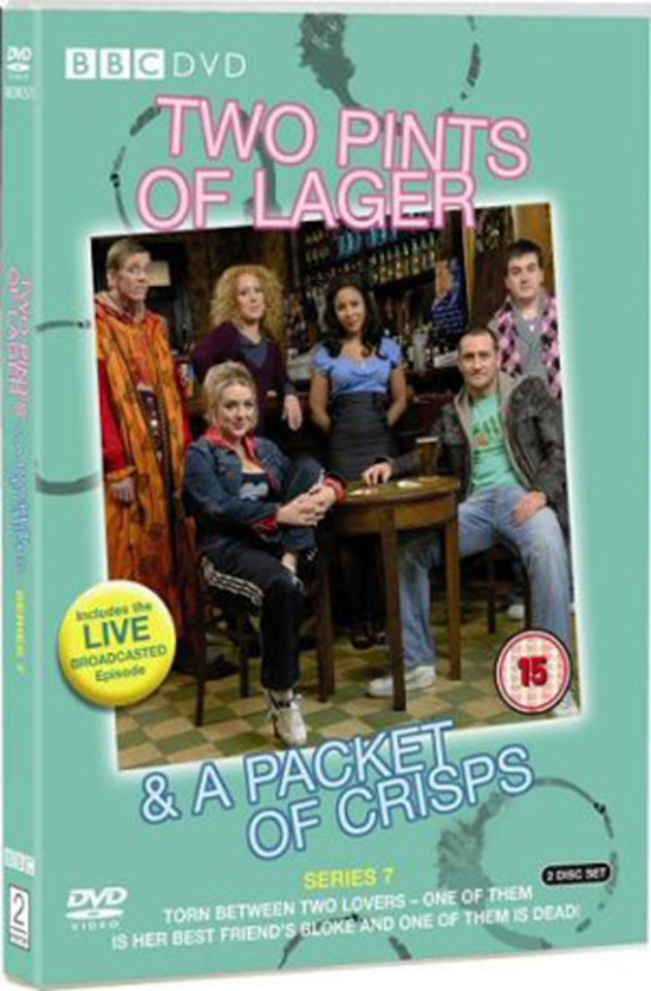 Two Pints of Lager and a Packet of Crisps: Series 7 - 1