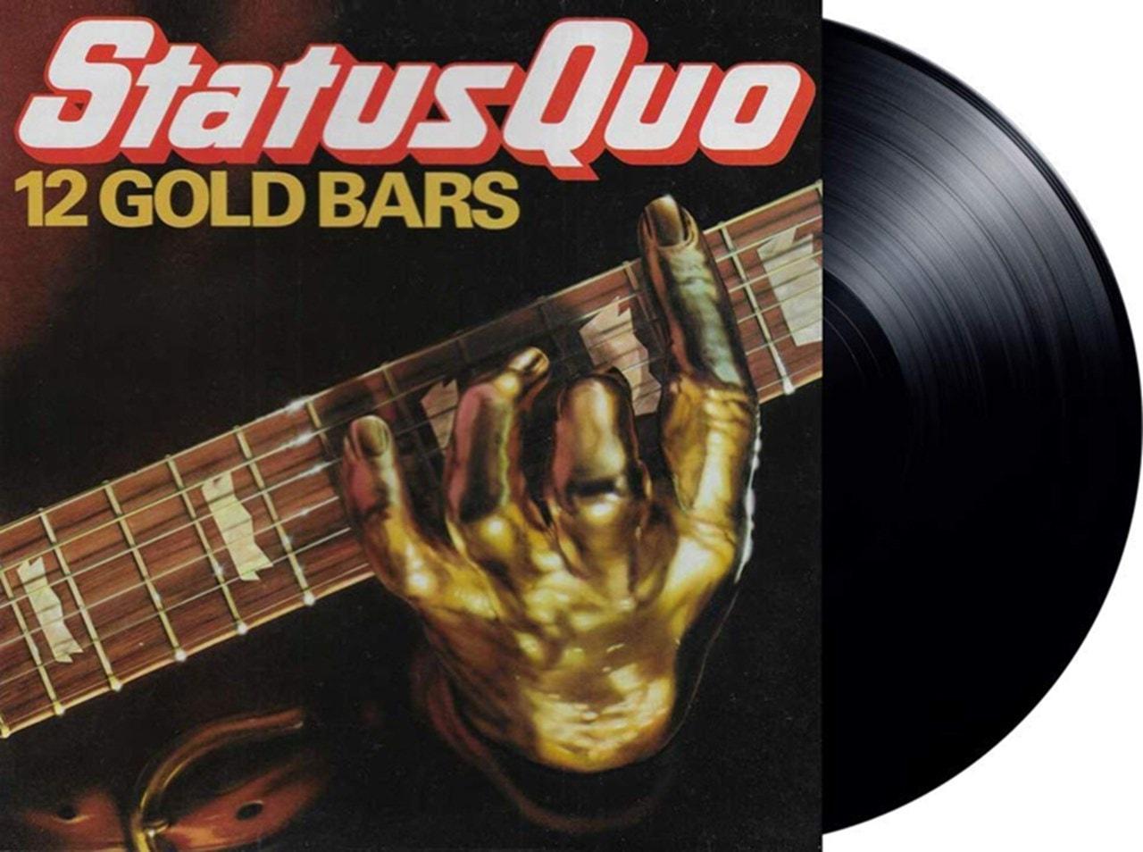 12 Gold Bars - 1