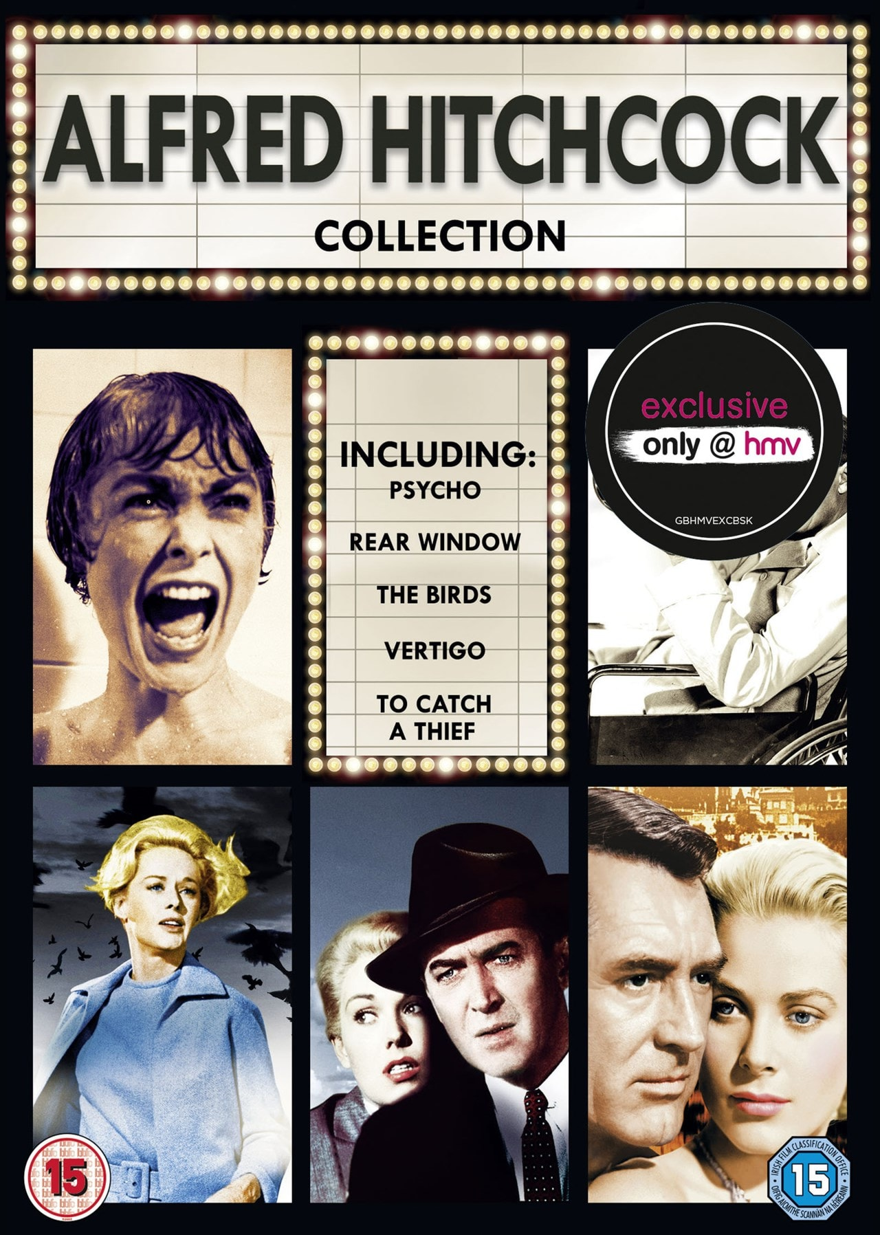 Alfred Hitchcock Collection - 1