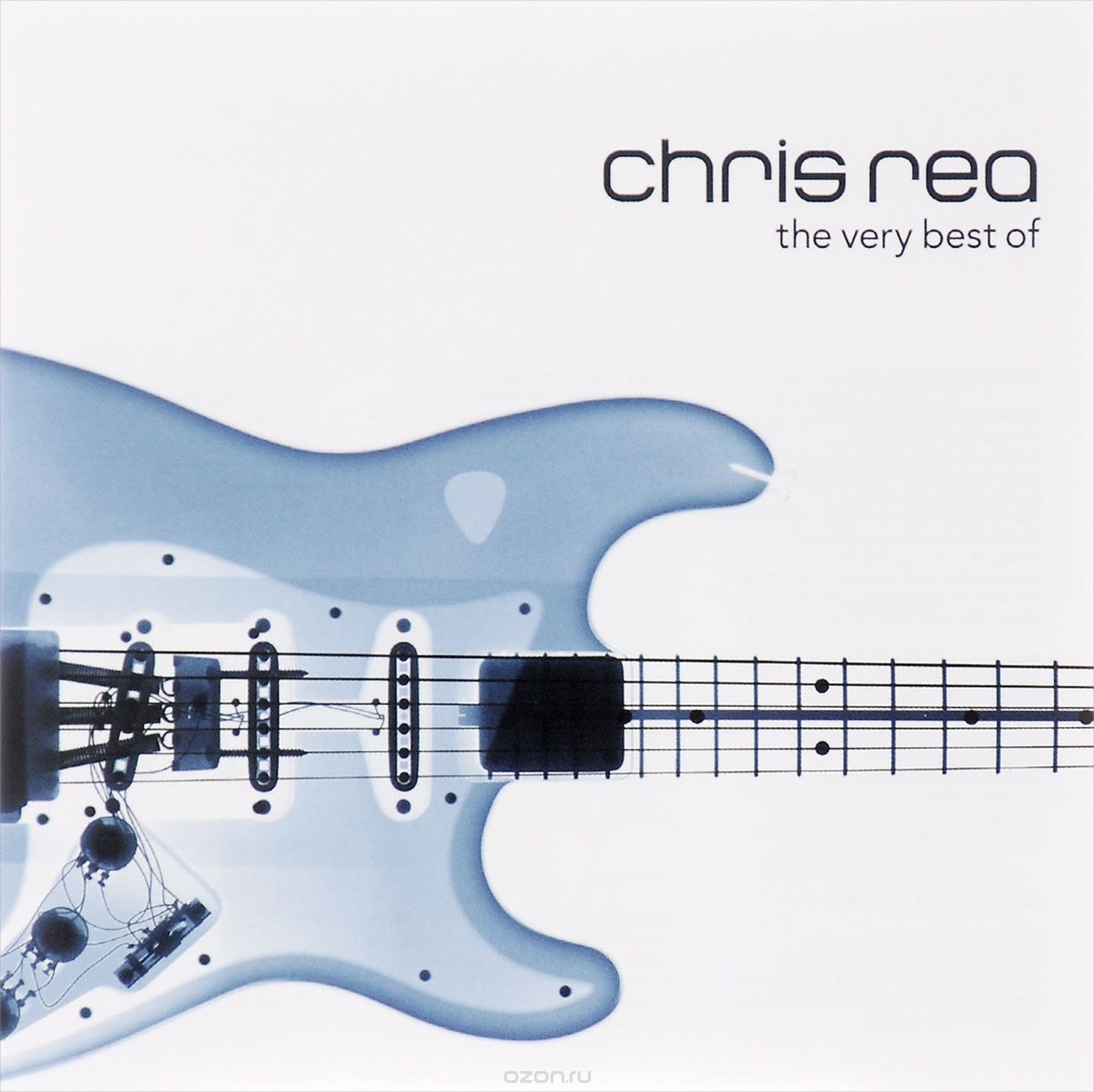 The Very Best of Chris Rea - 1