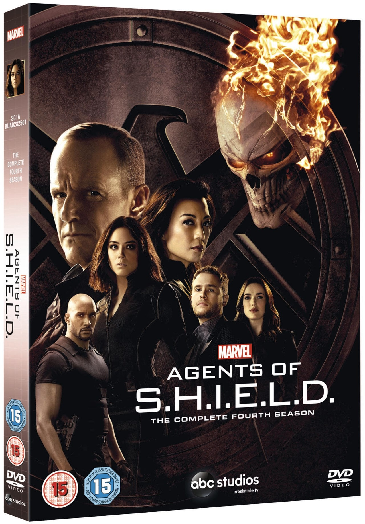 Marvel's Agents of S.H.I.E.L.D.: The Complete Fourth Season - 2