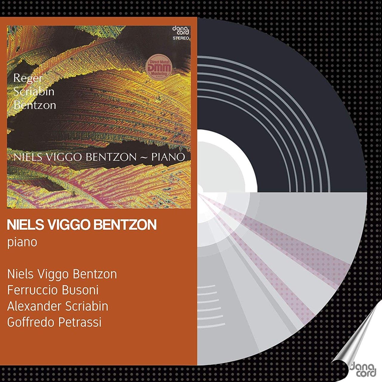 Niels Viggo Bentzon: Reger/Scriabin/Bentzon - 1