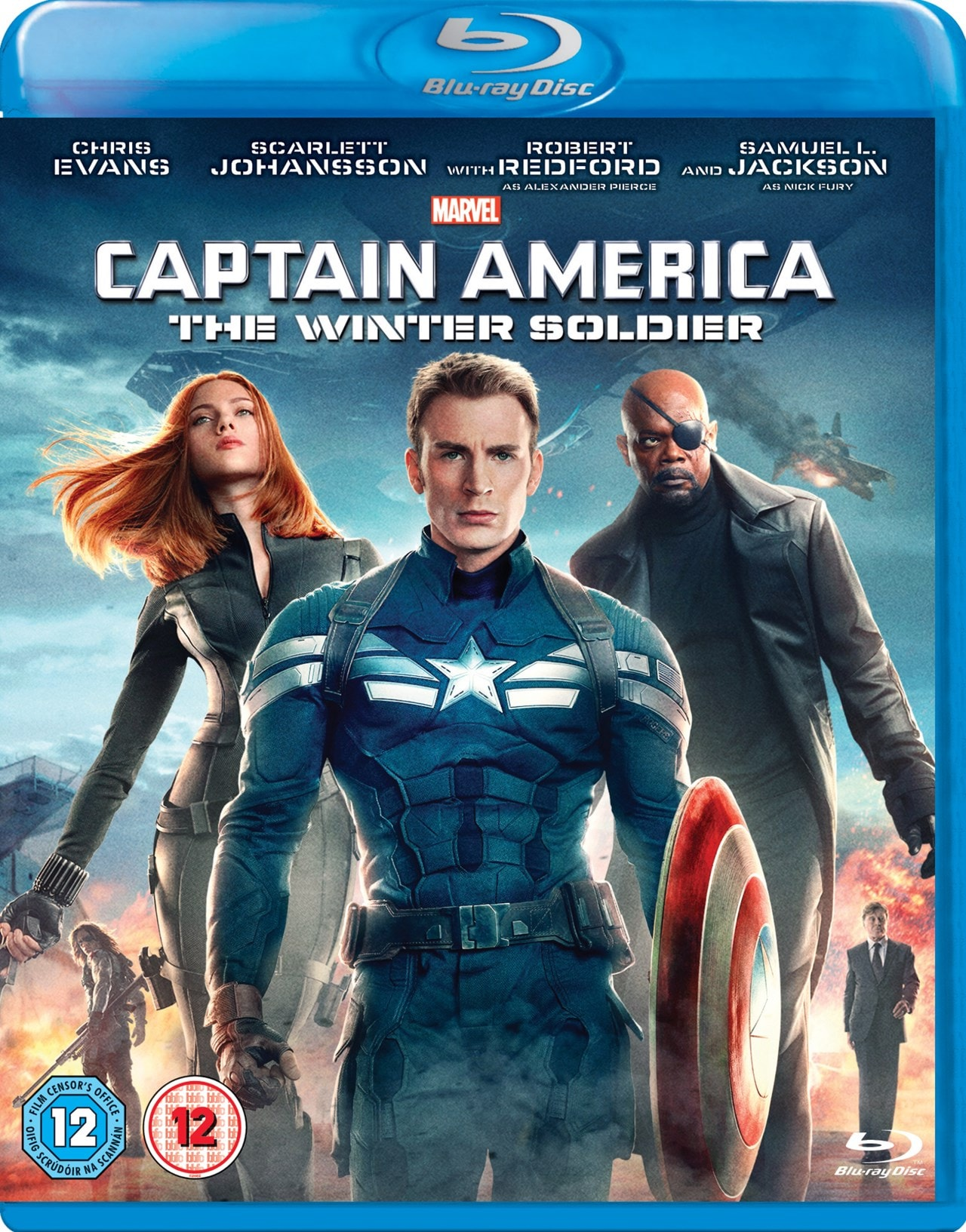 Captain America: The Winter Soldier - 3
