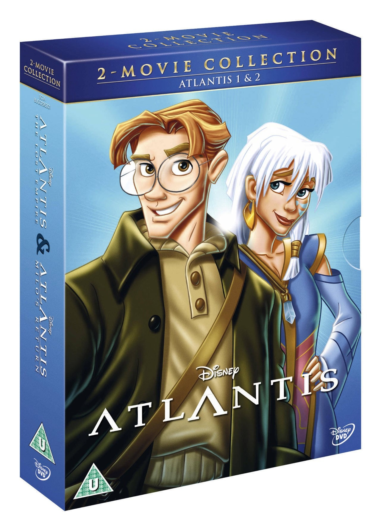 Atlantis: 2-movie Collection - 2