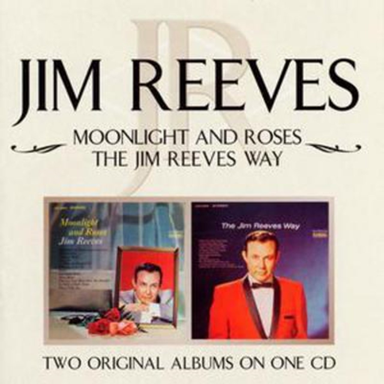 Moonlight and Roses/the Jim Reeves Way - 1
