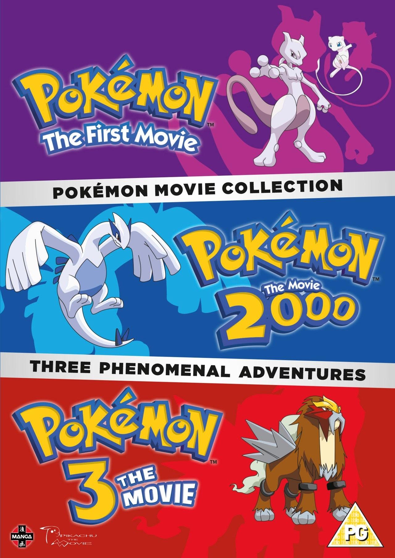 Pokemon Movie Collection - 1