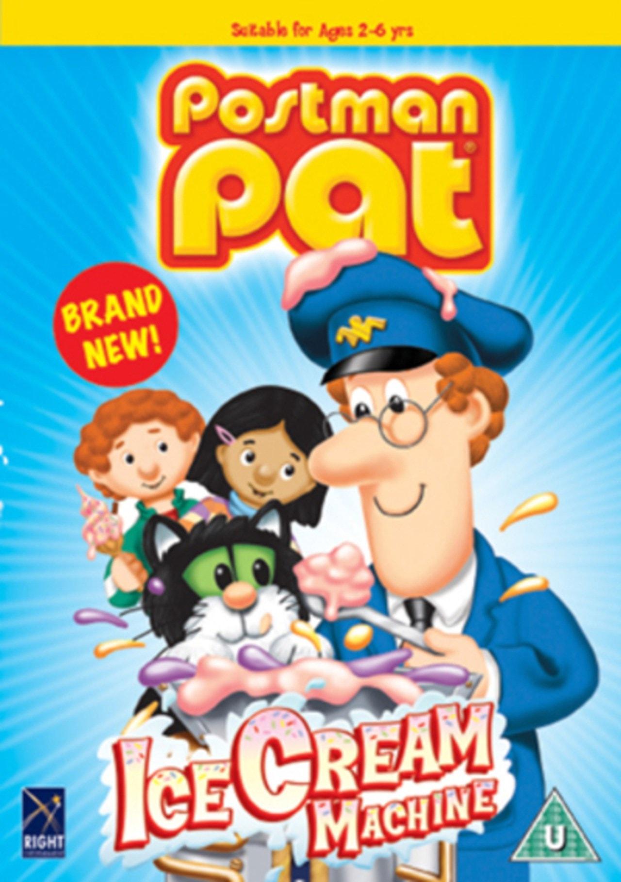 Postman Pat: Postman Pat and the Ice Cream Machine - 1