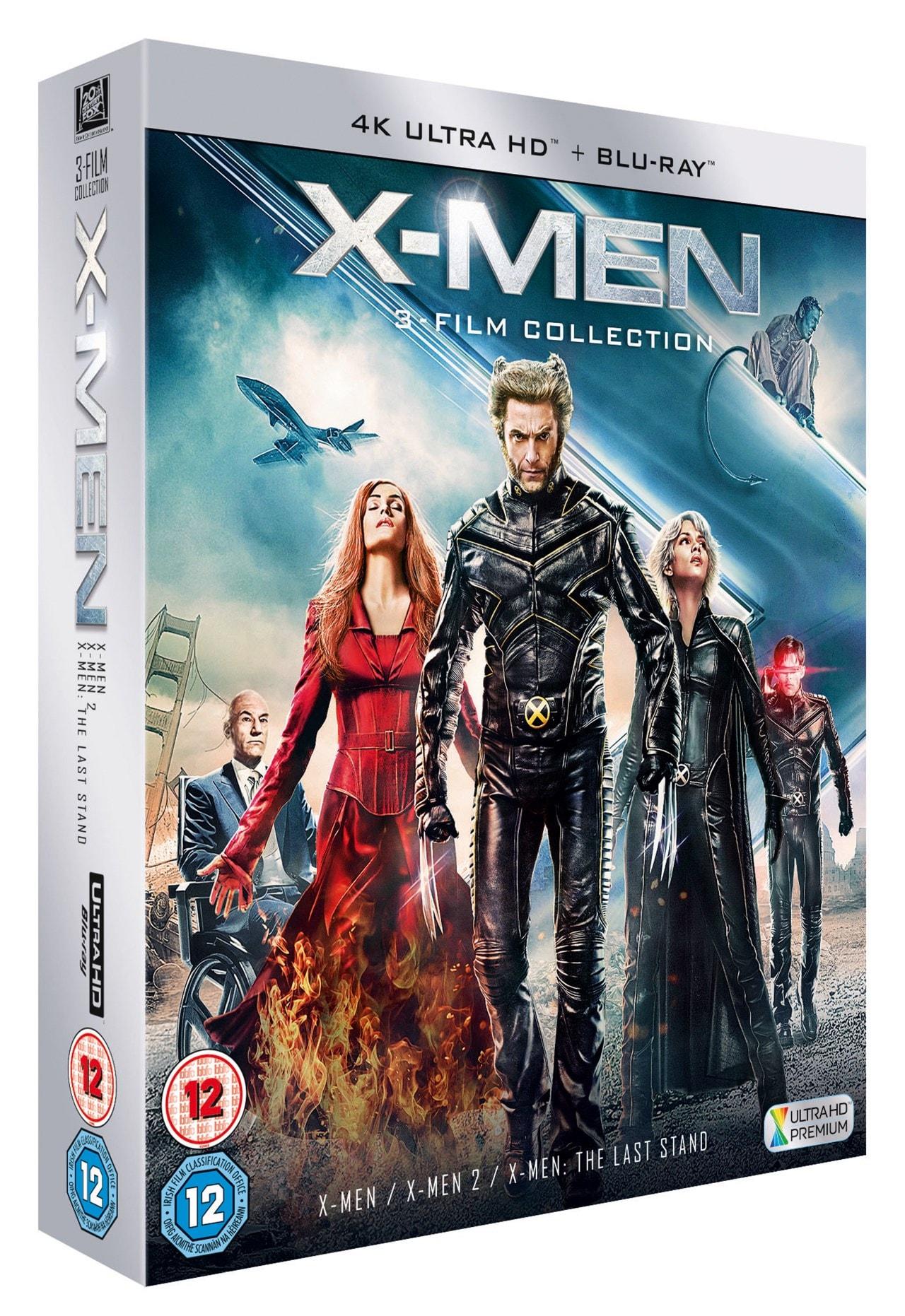 X-Men - 3-film Collection - 2