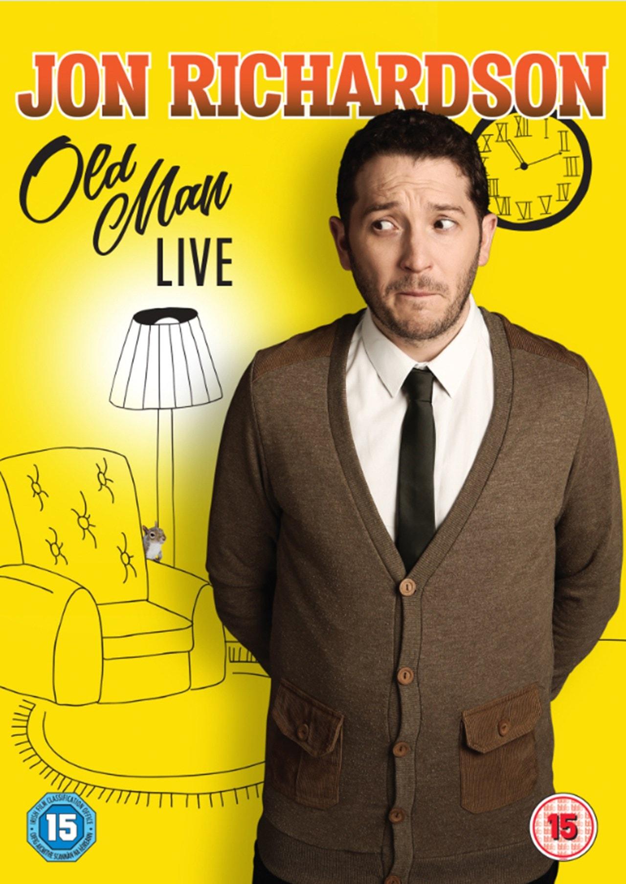 Jon Richardson: Old Man - Live - 1