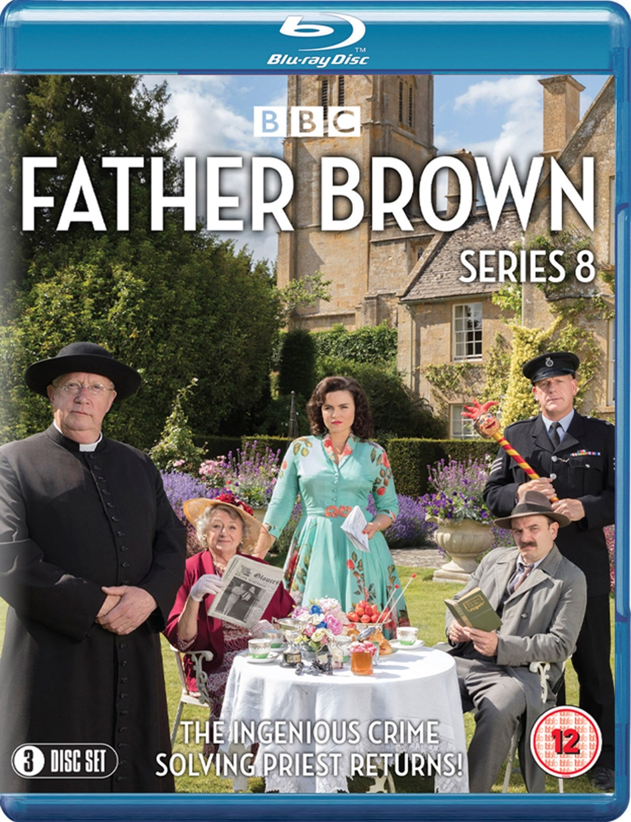 Father Brown: Series 8 - 1