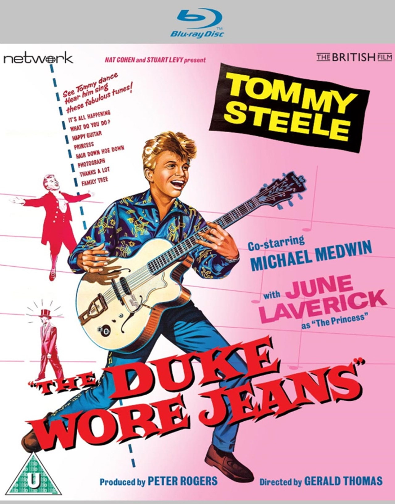 The Duke Wore Jeans - 1