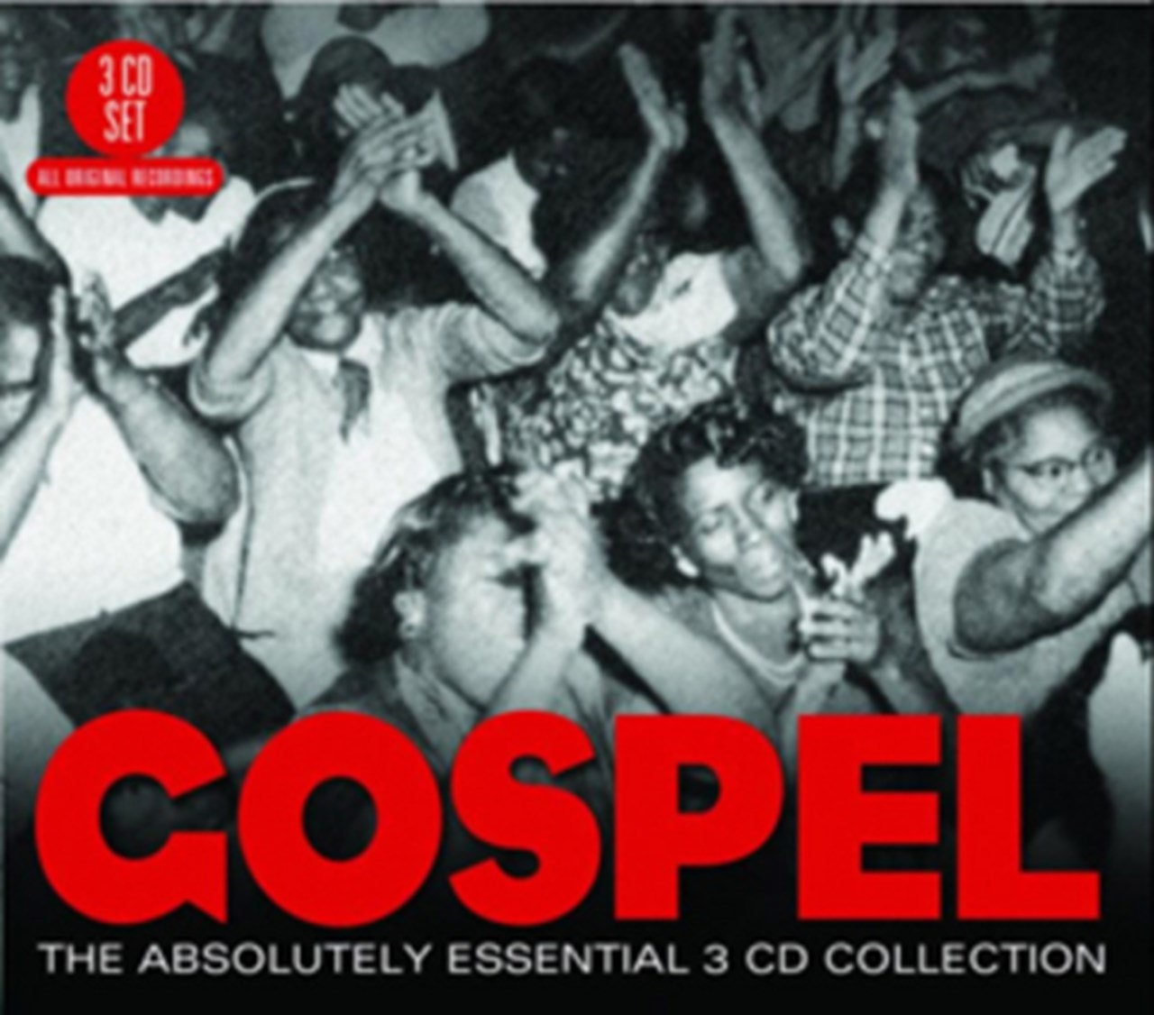 Gospel - The Absolutely Essential 3CD Collection - 1