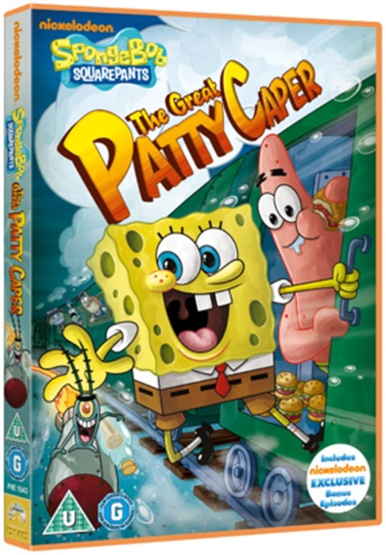 SpongeBob Squarepants: The Great Patty Caper - 1