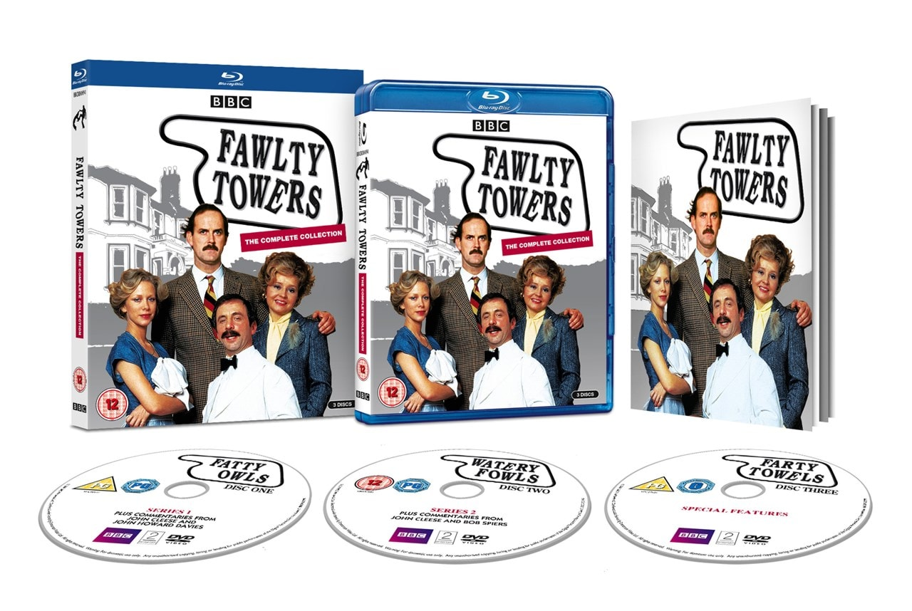 Fawlty Towers: The Complete Collection - 3