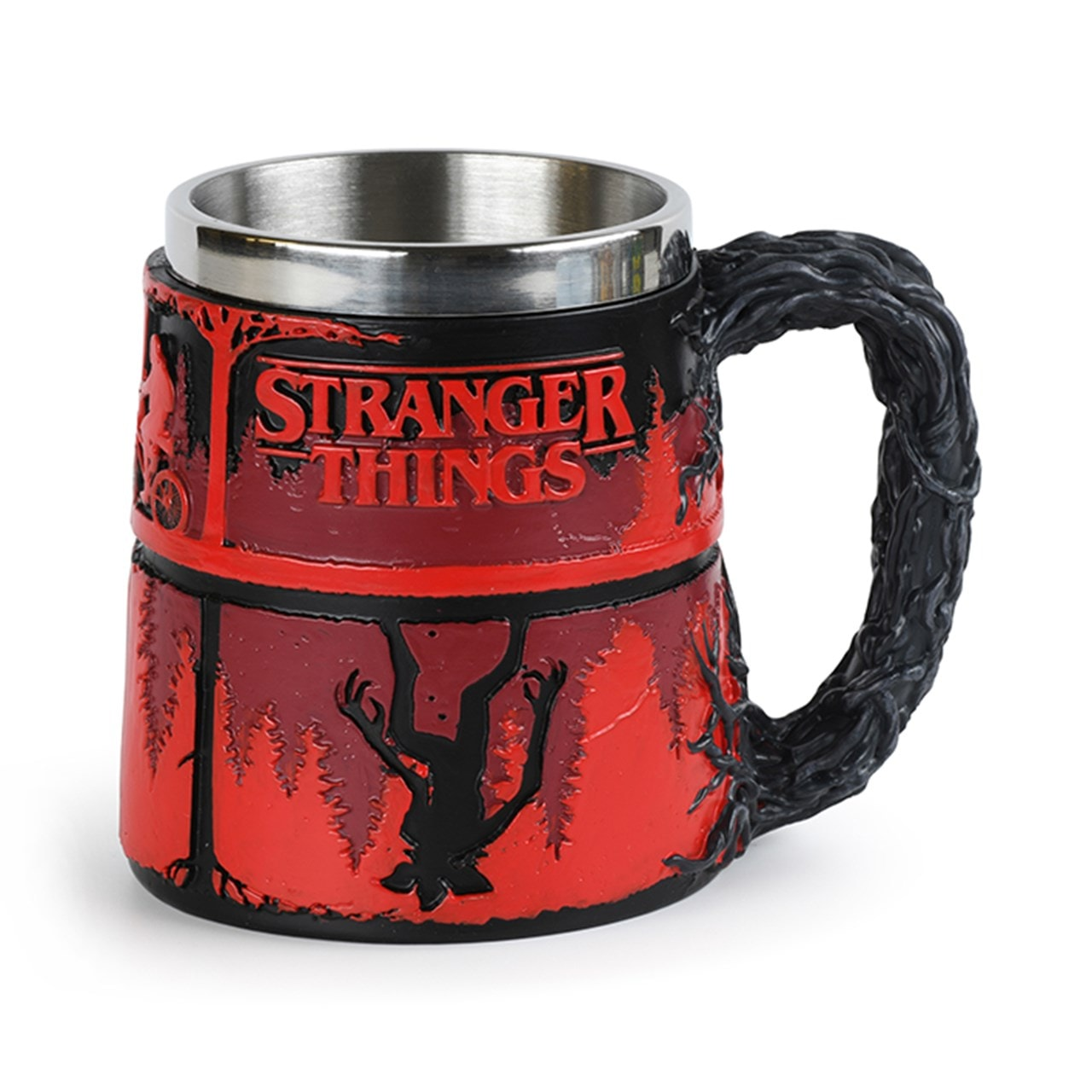 The Upside Down: Stranger Things Mug - 1