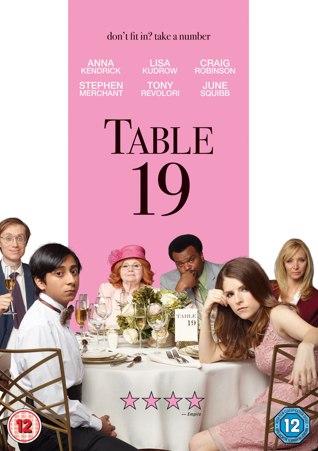 Table 19 - 1