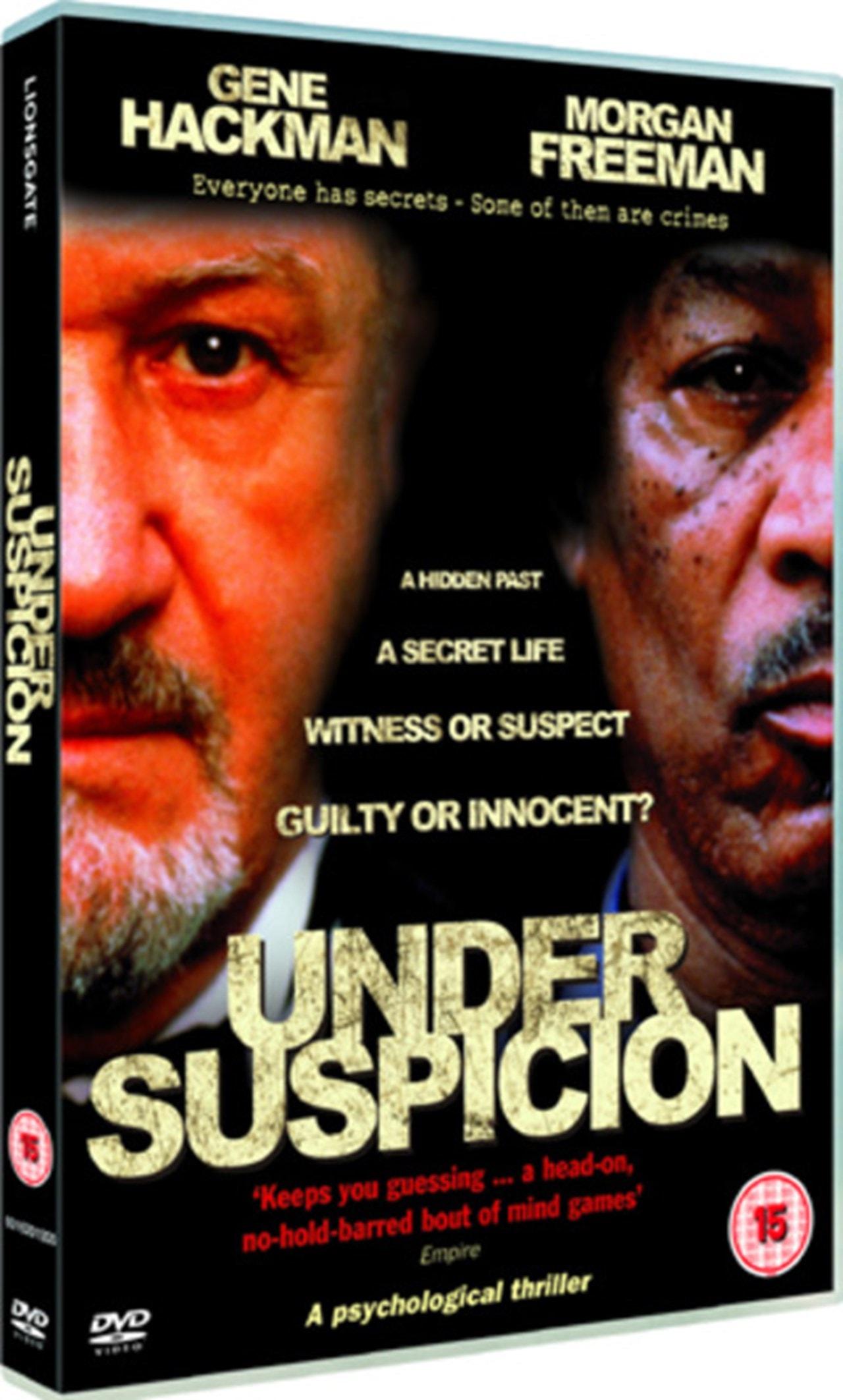 Under Suspicion - 1