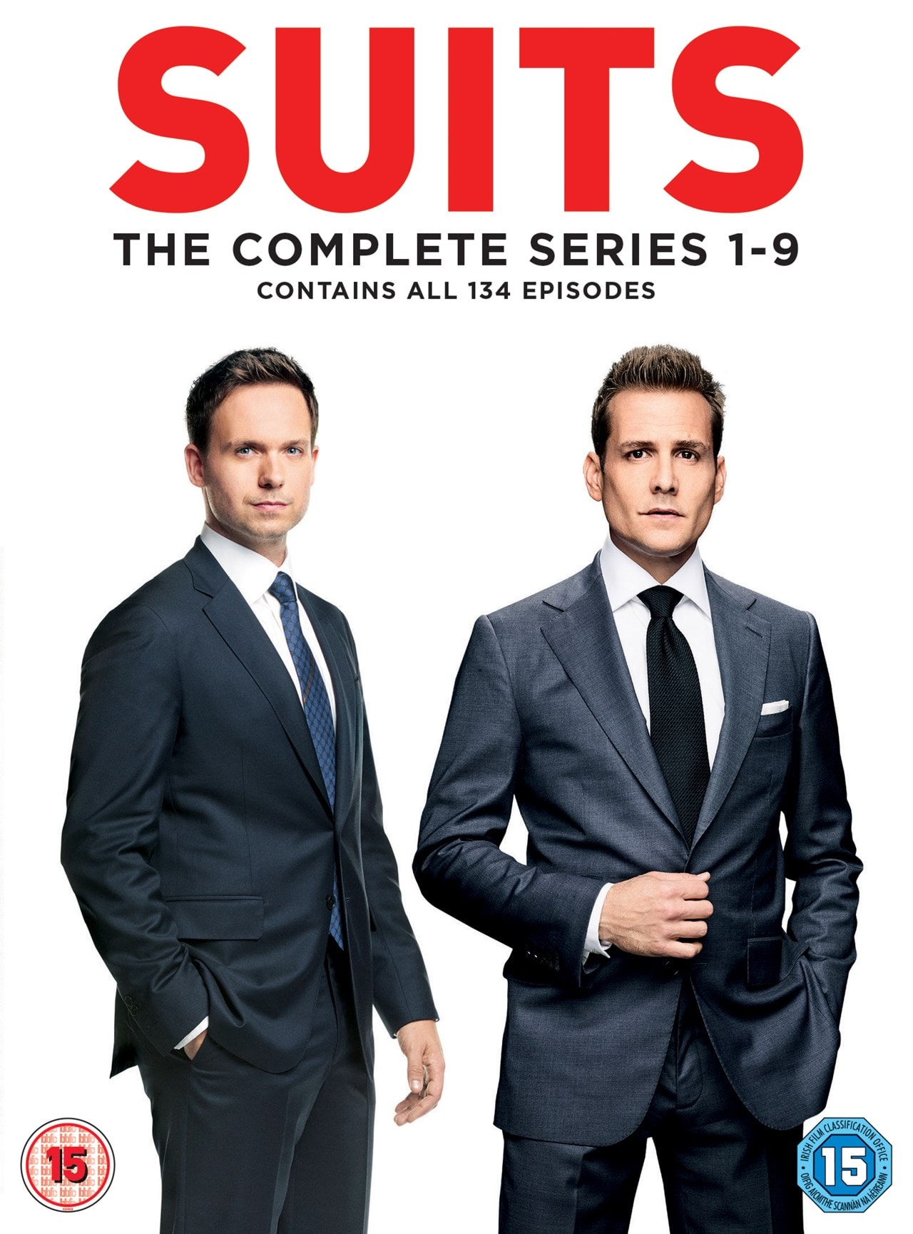 Suits: Seasons One - Nine - 1