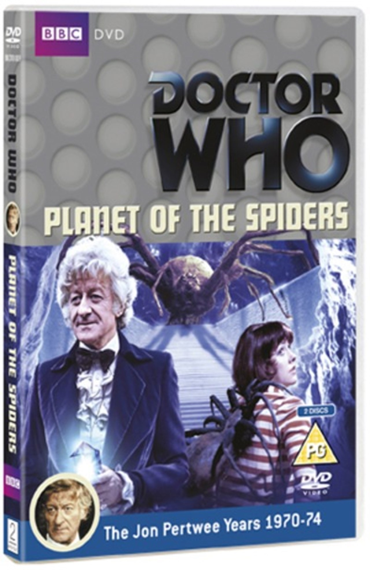 Doctor Who: Planet of the Spiders - 1