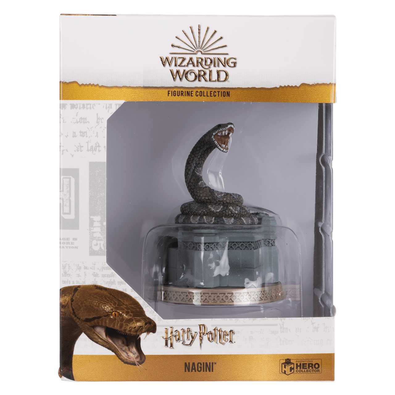 Nagini: Harry Potter Figurine: Hero Collector - 3