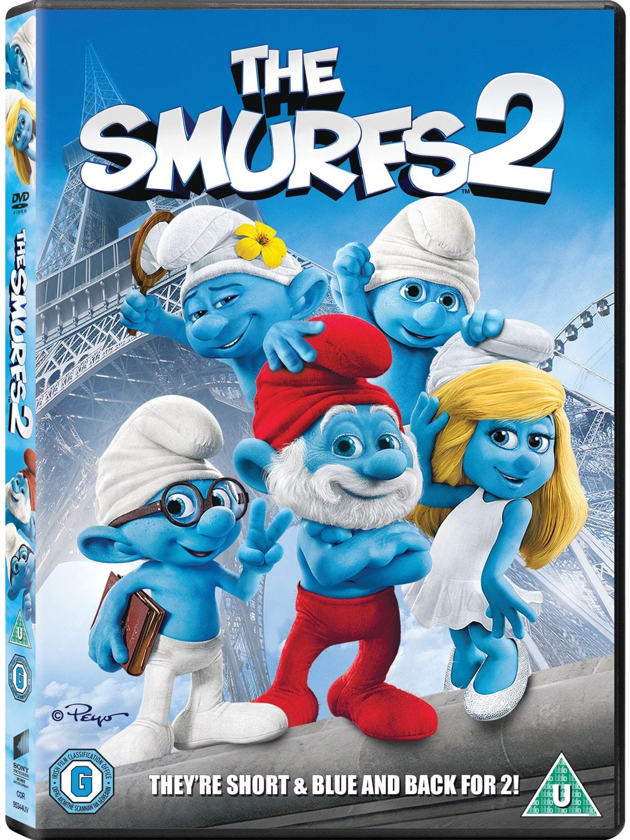 The Smurfs 2 - 2