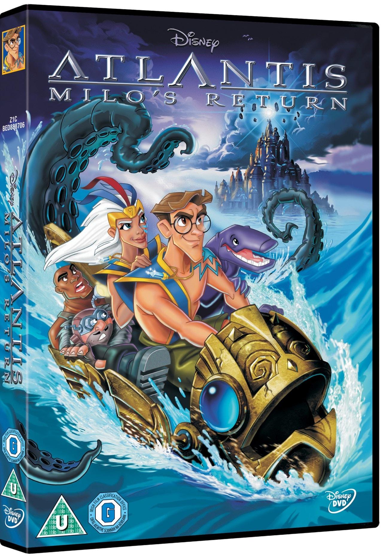 Atlantis 2 - Milo's Return - 2