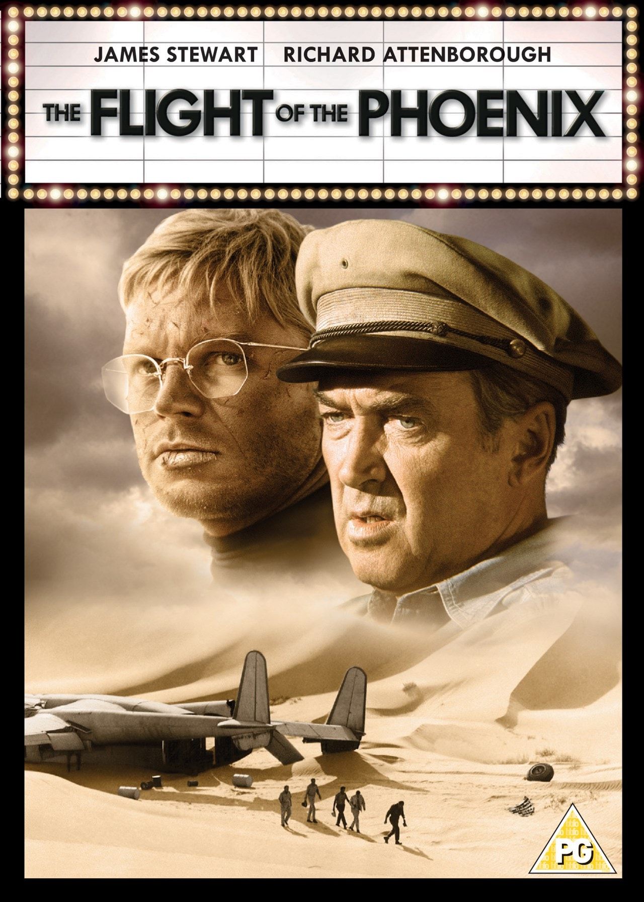 The Flight of the Phoenix - 1
