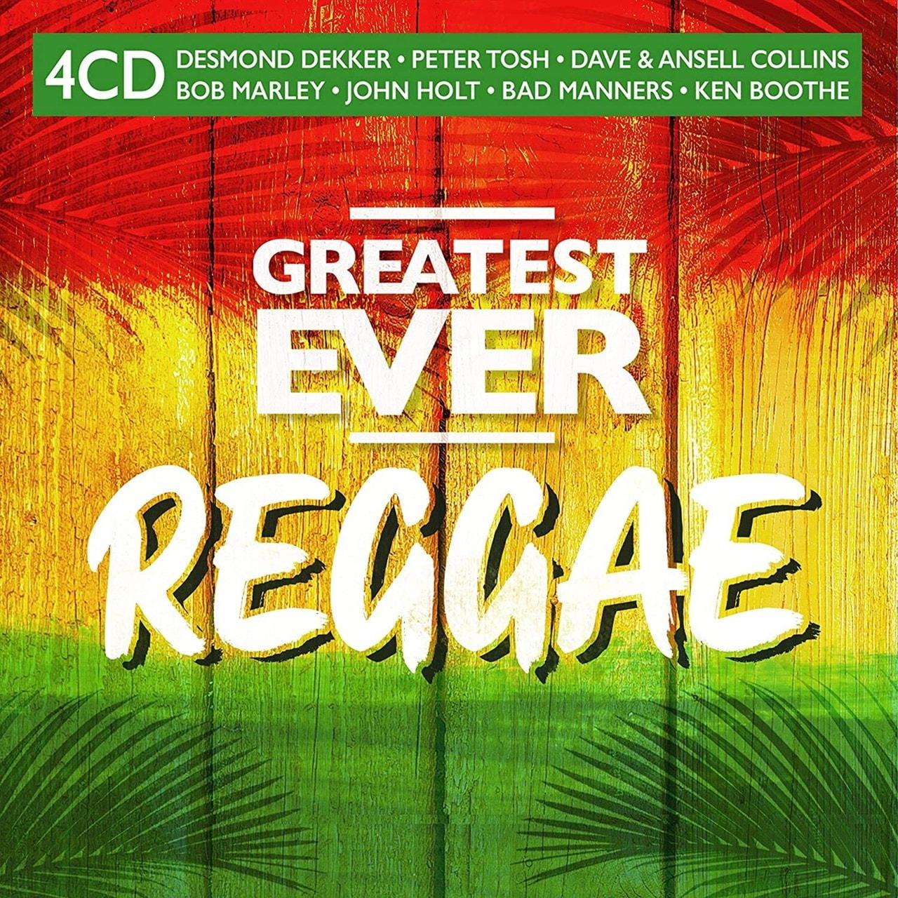 Greatest Ever Reggae - 1