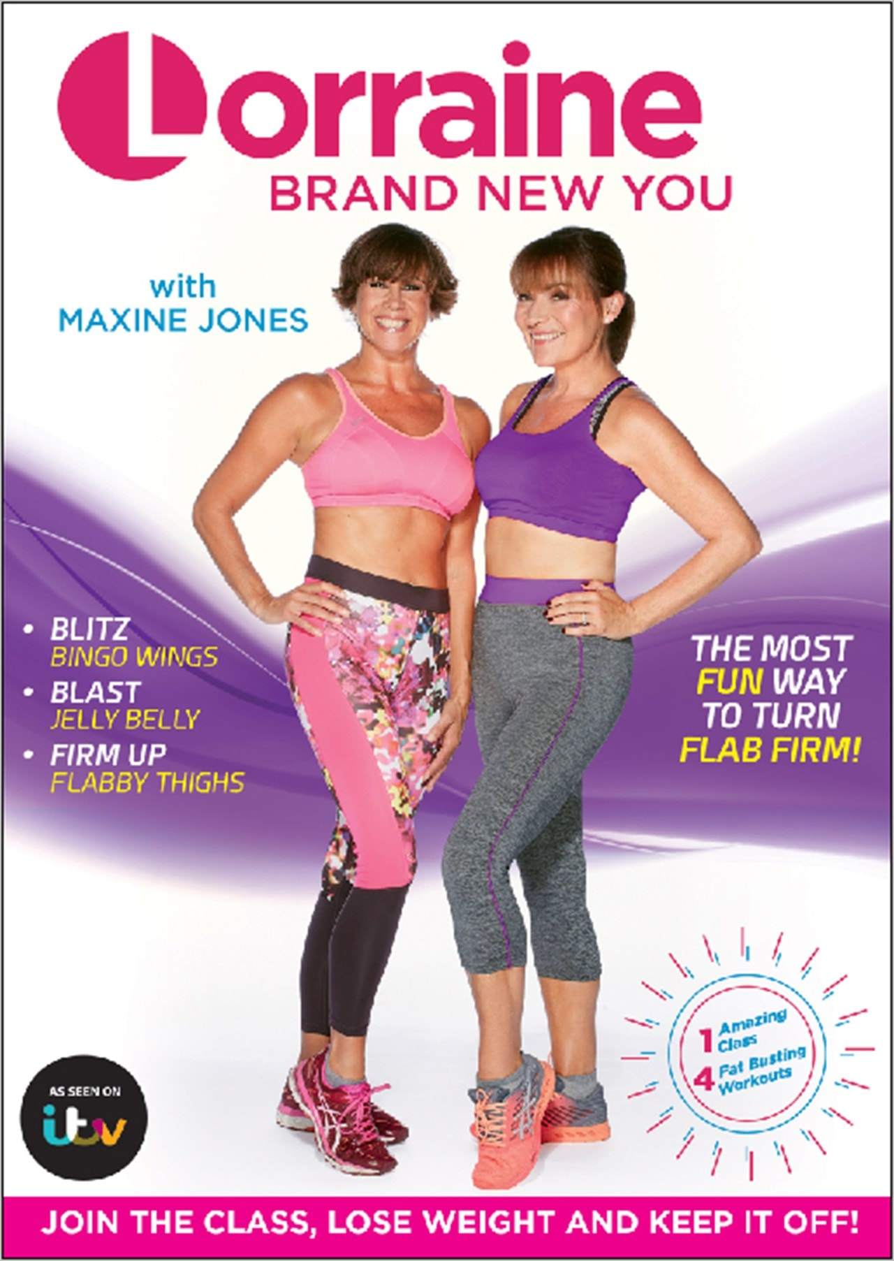 Lorraine Kelly: Brand New You - 1