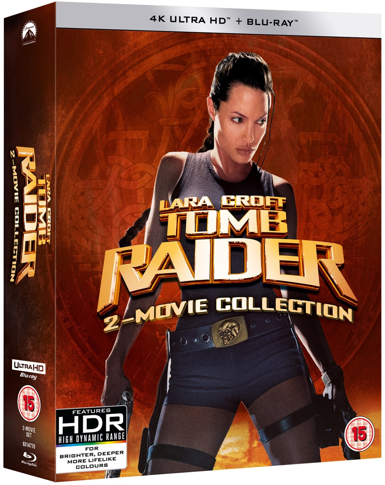 Lara Croft - Tomb Raider: 2-movie Collection - 2