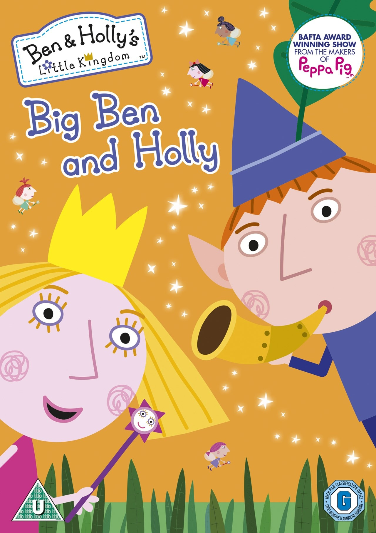 Ben and Holly's Little Kingdom: Big Ben and Holly - 1