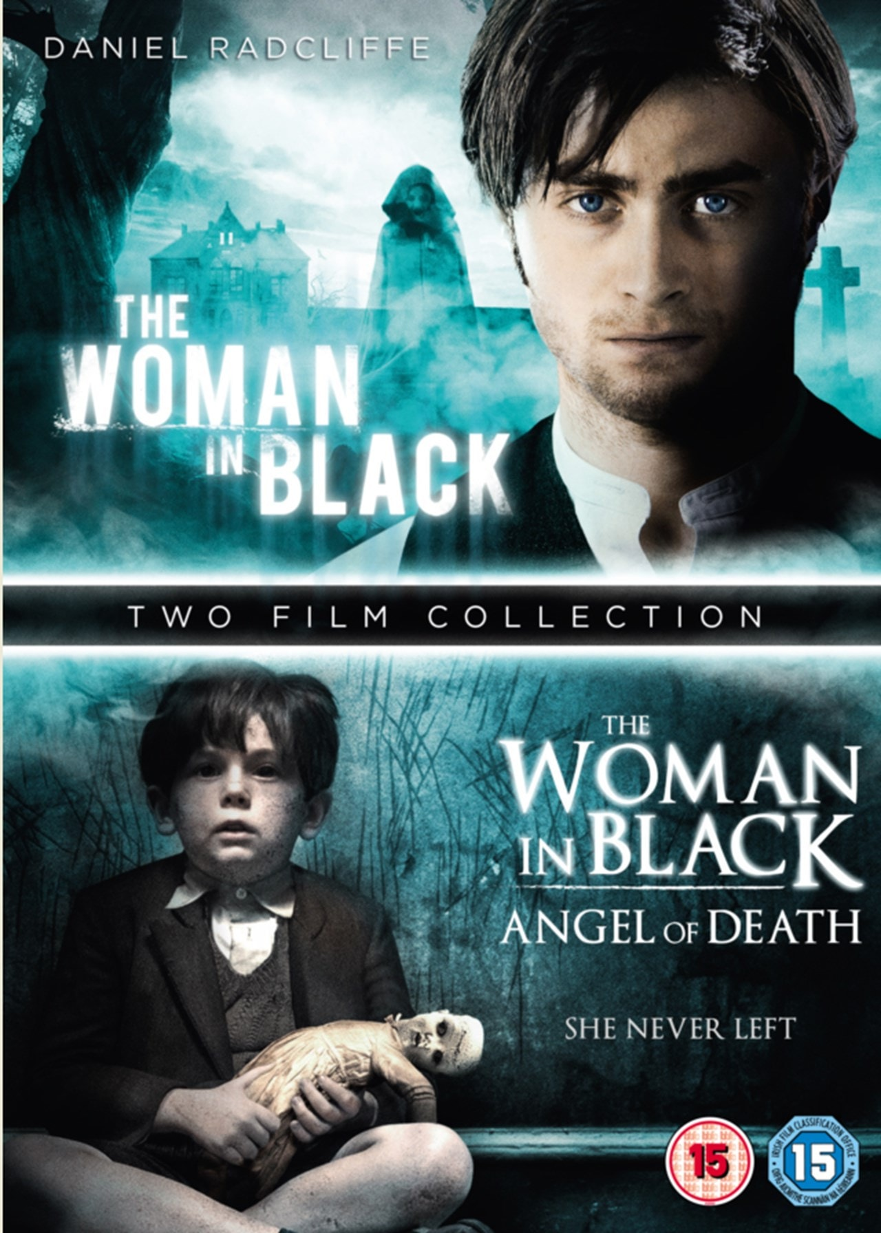 The Woman in Black/The Woman in Black: Angel of Death - 1