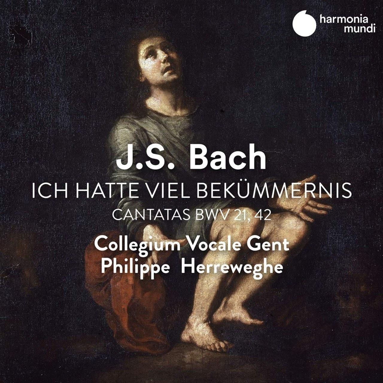 J.S. Bach: Cantatas, BWV21 & 42 - 1