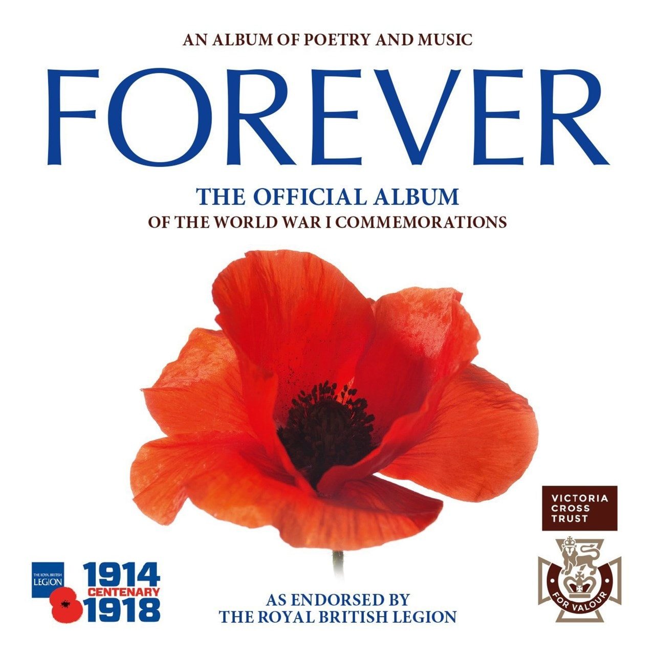Forever: The Official Album of the World War I Commemorations - 1