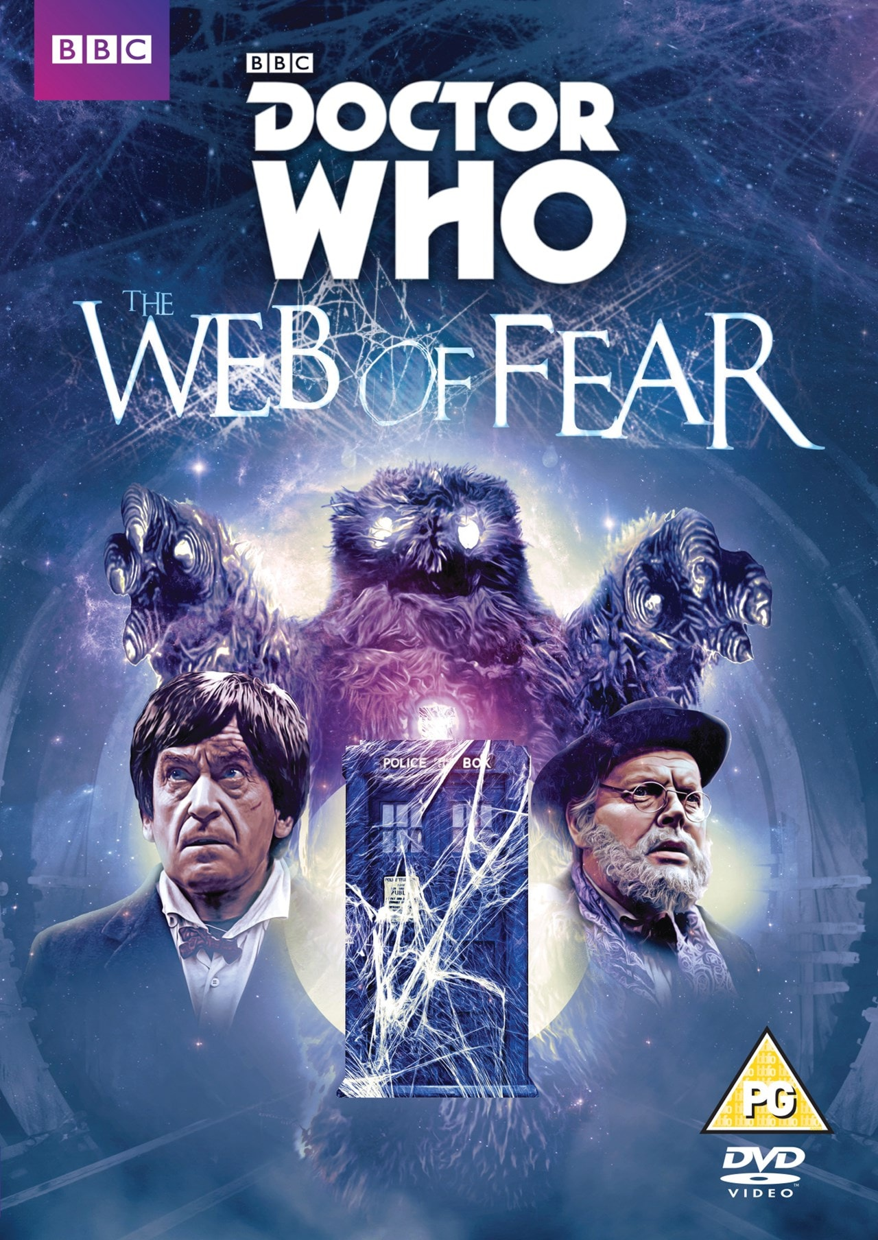 Doctor Who: The Web of Fear - 1