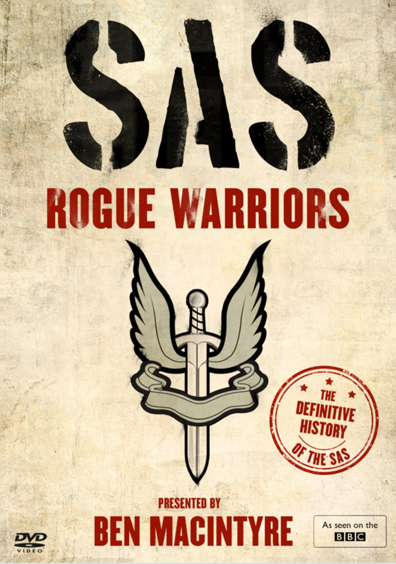 SAS - Rogue Warriors - 1