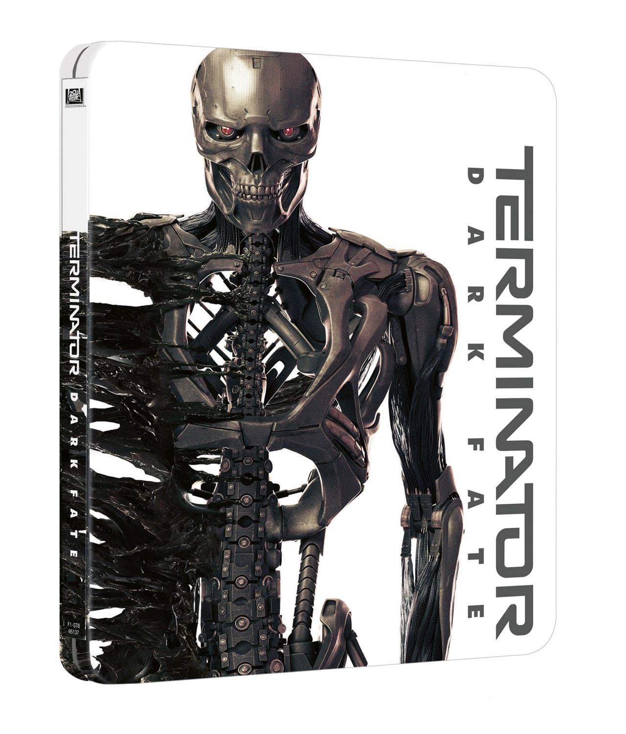Terminator: Dark Fate (hmv Exclusive) 4K Ultra HD Steelbook - 2