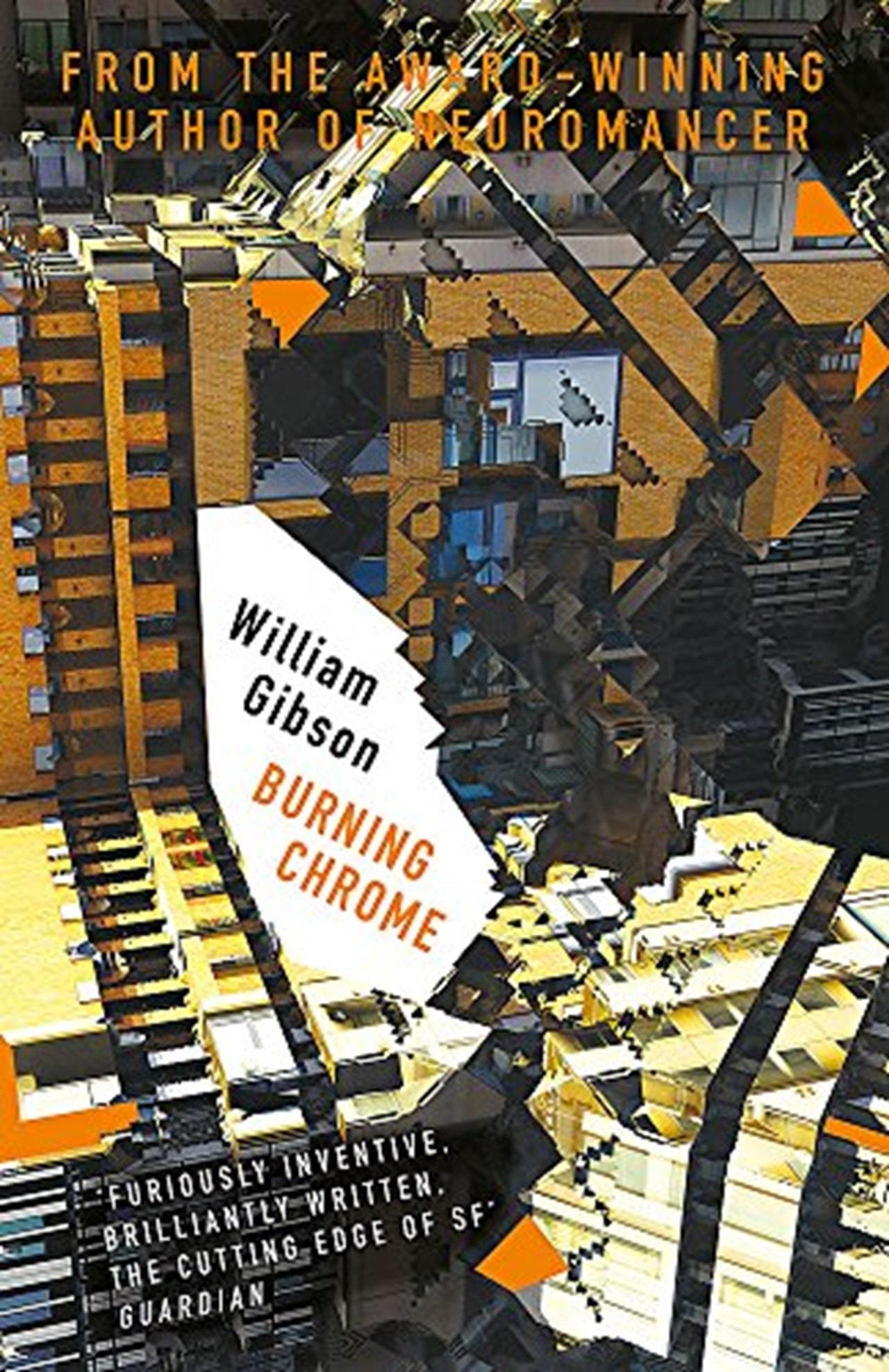 Burning Chrome - 1