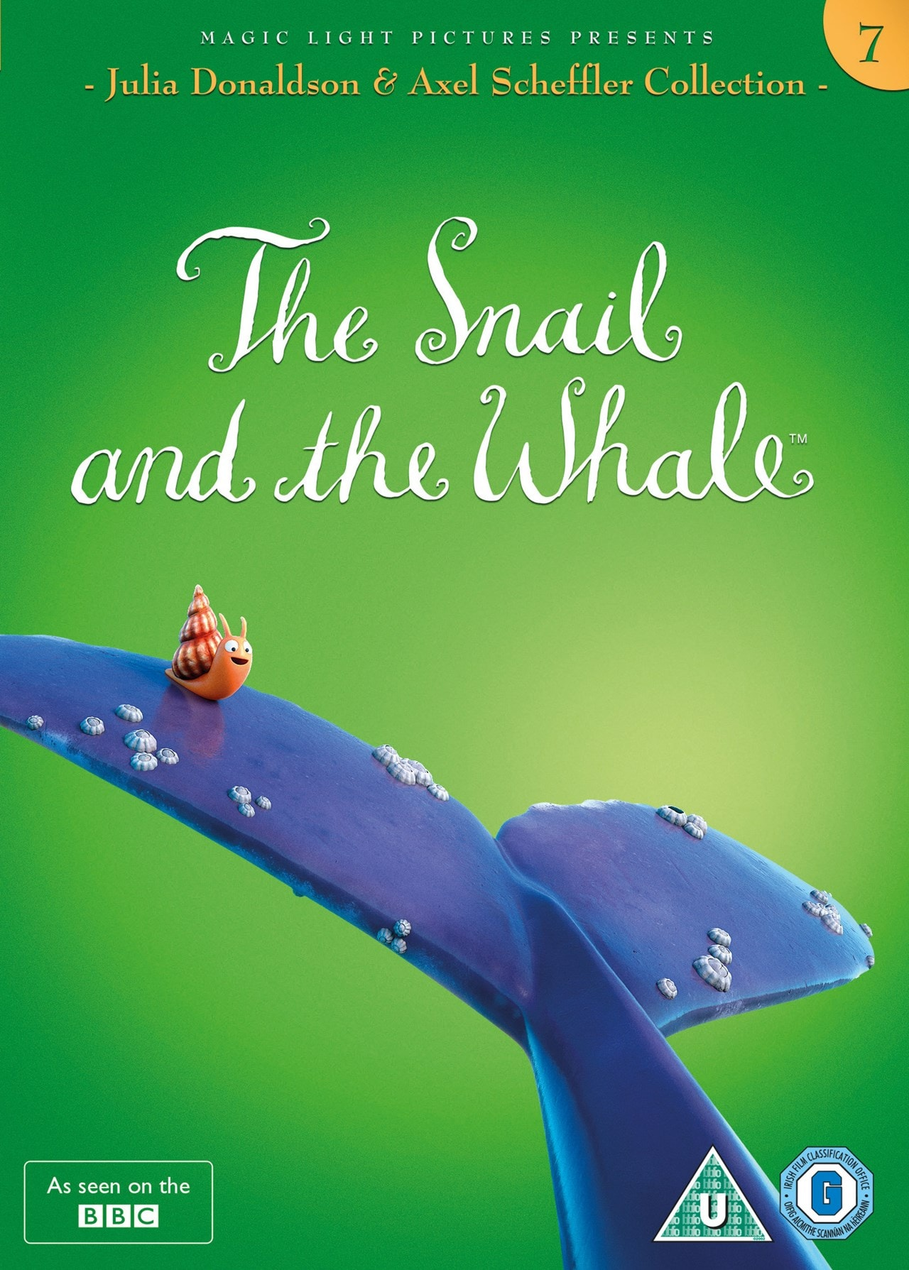 The Snail and the Whale - 1
