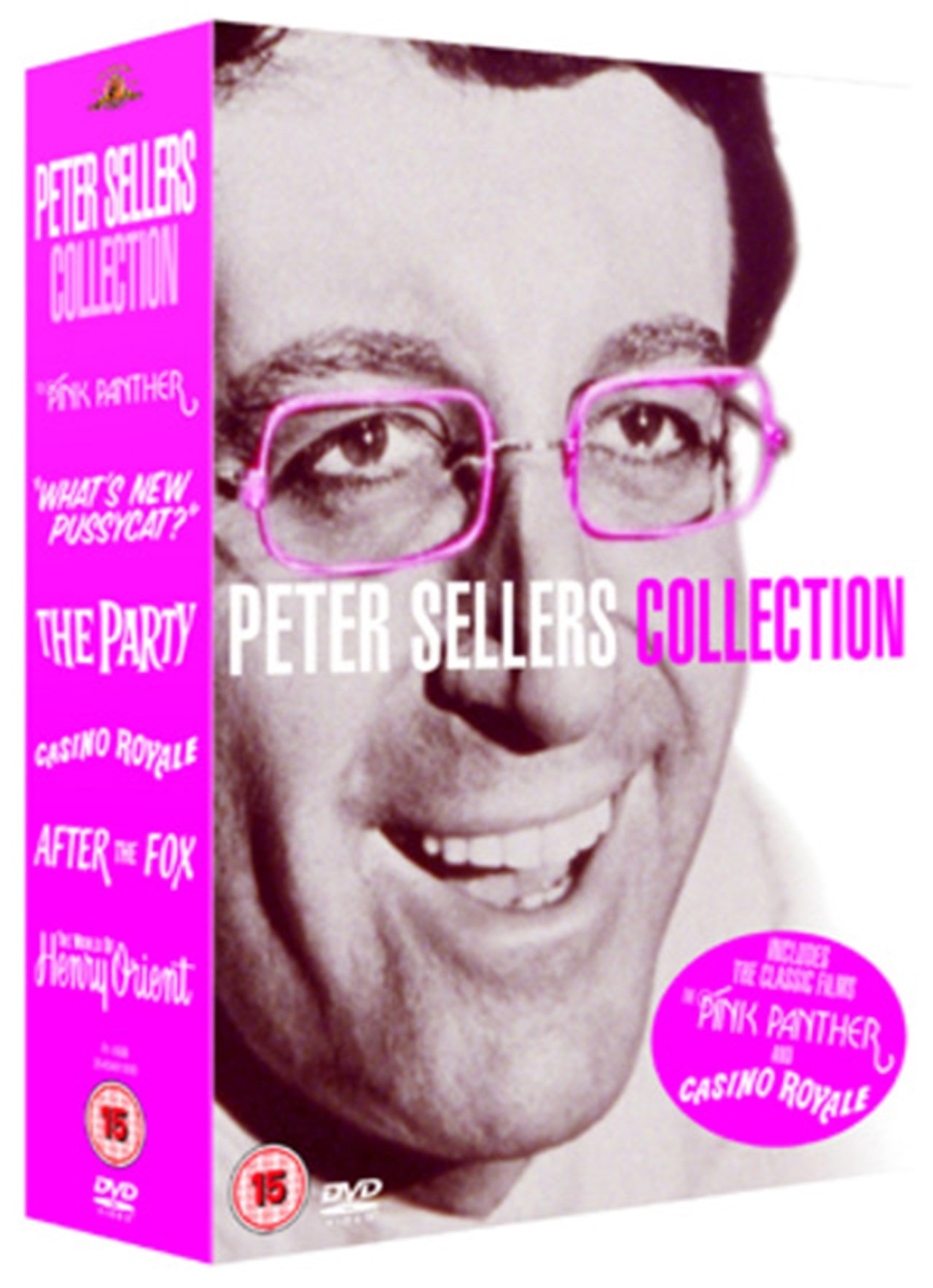 Peter Sellers Collection - 1