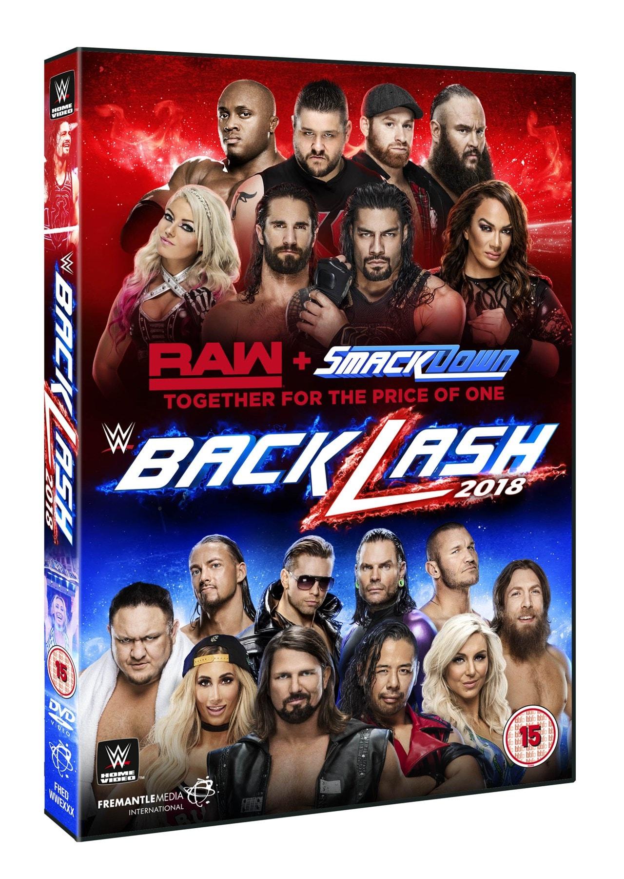 WWE: Backlash 2018 - 1