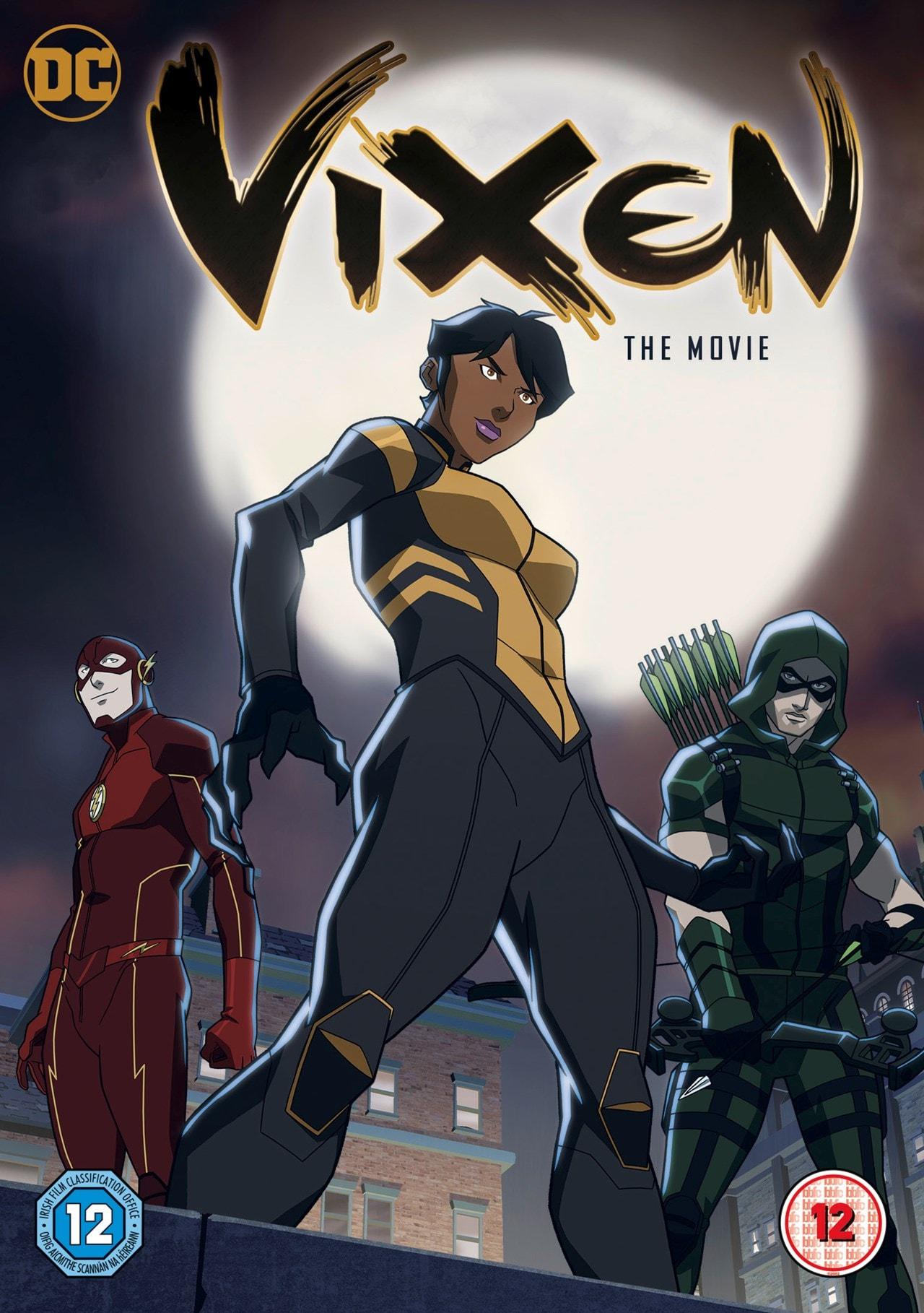Vixen: The Movie - 1