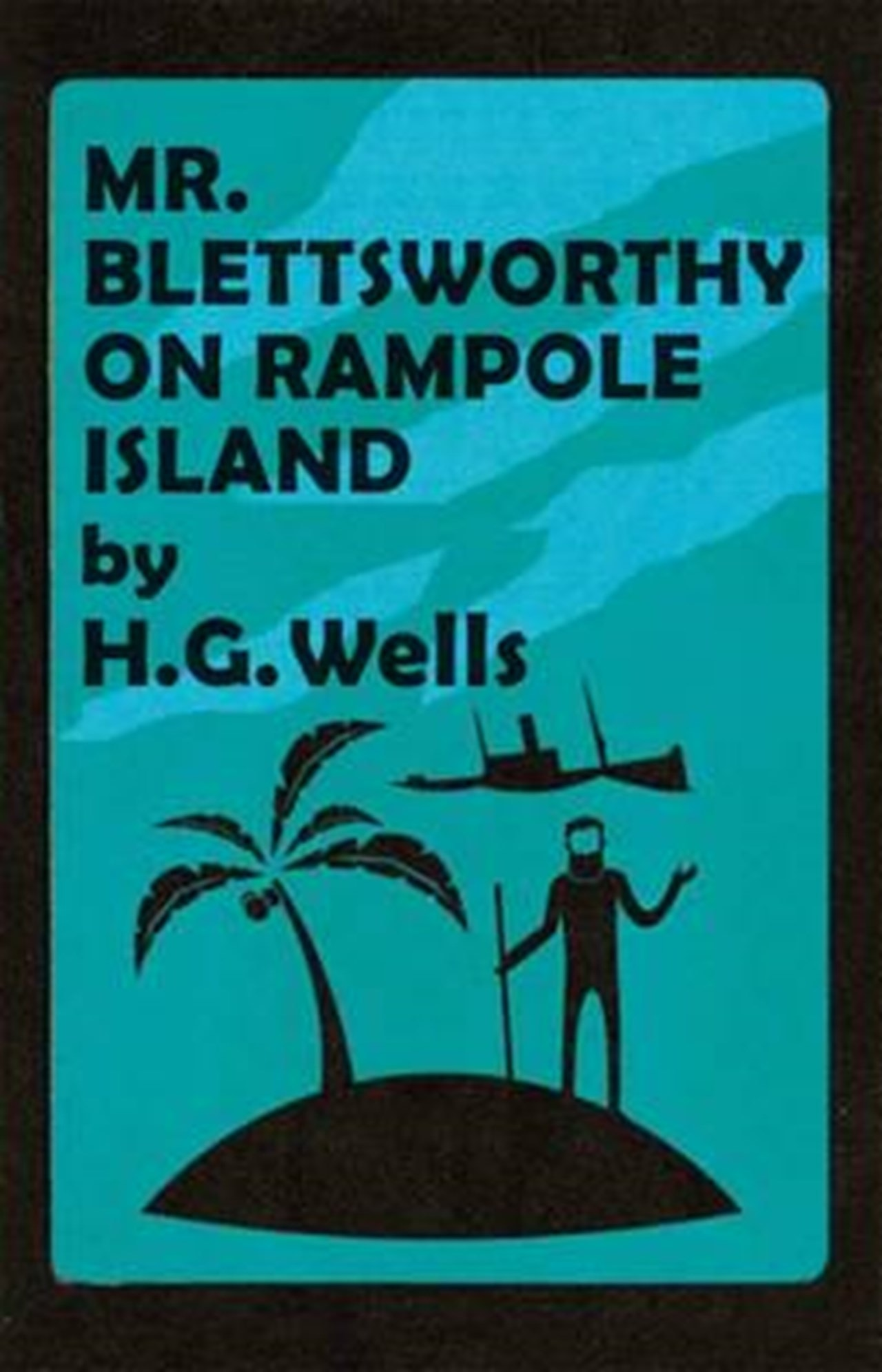 Mr Blettsworthy on Rampole Island - 1
