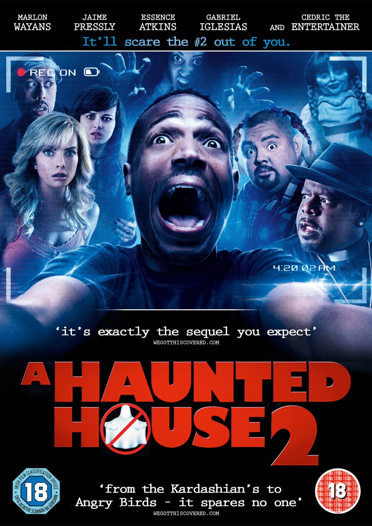 A Haunted House 2 - 1