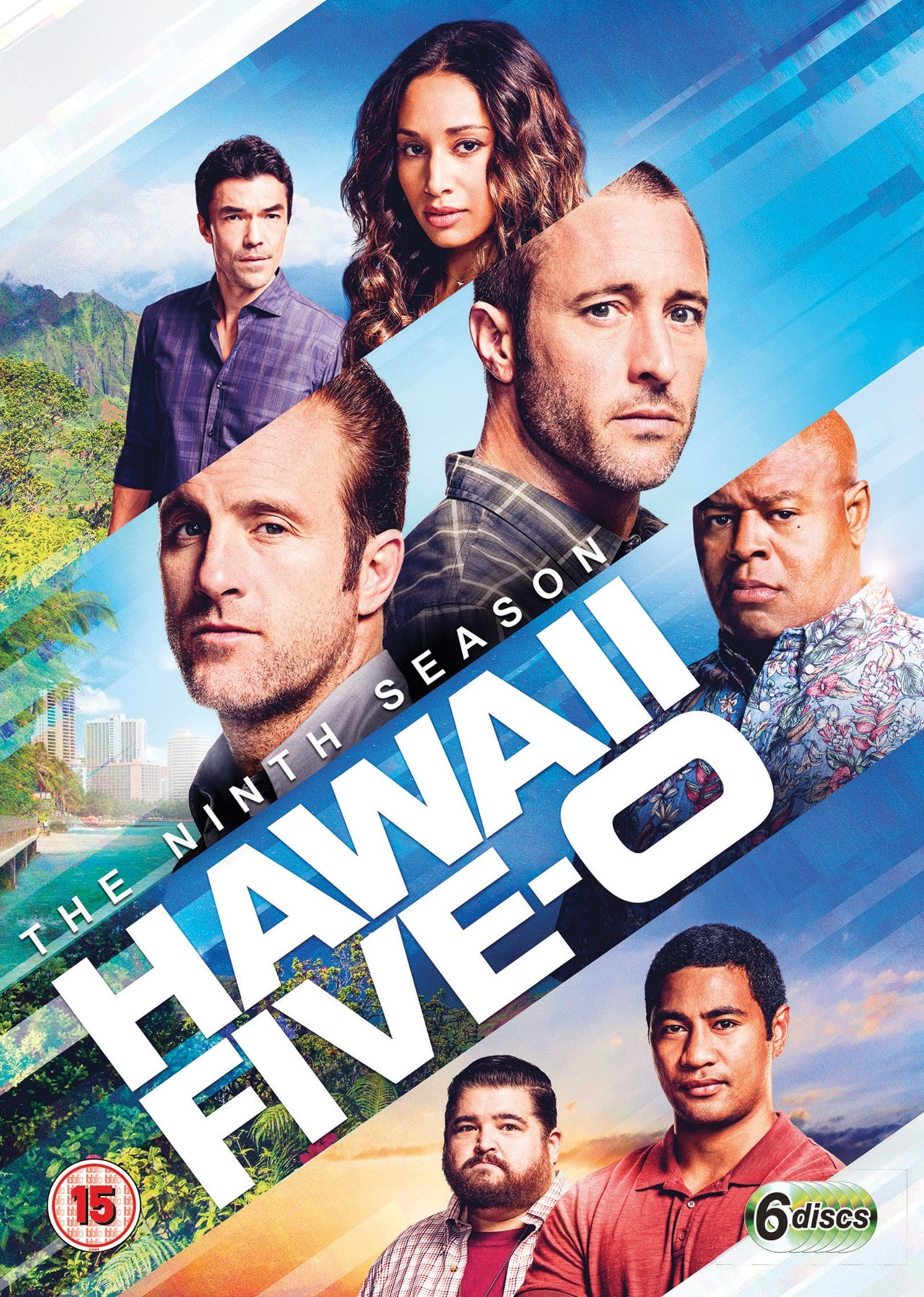 Hawaii Five-0: The Ninth Season - 1
