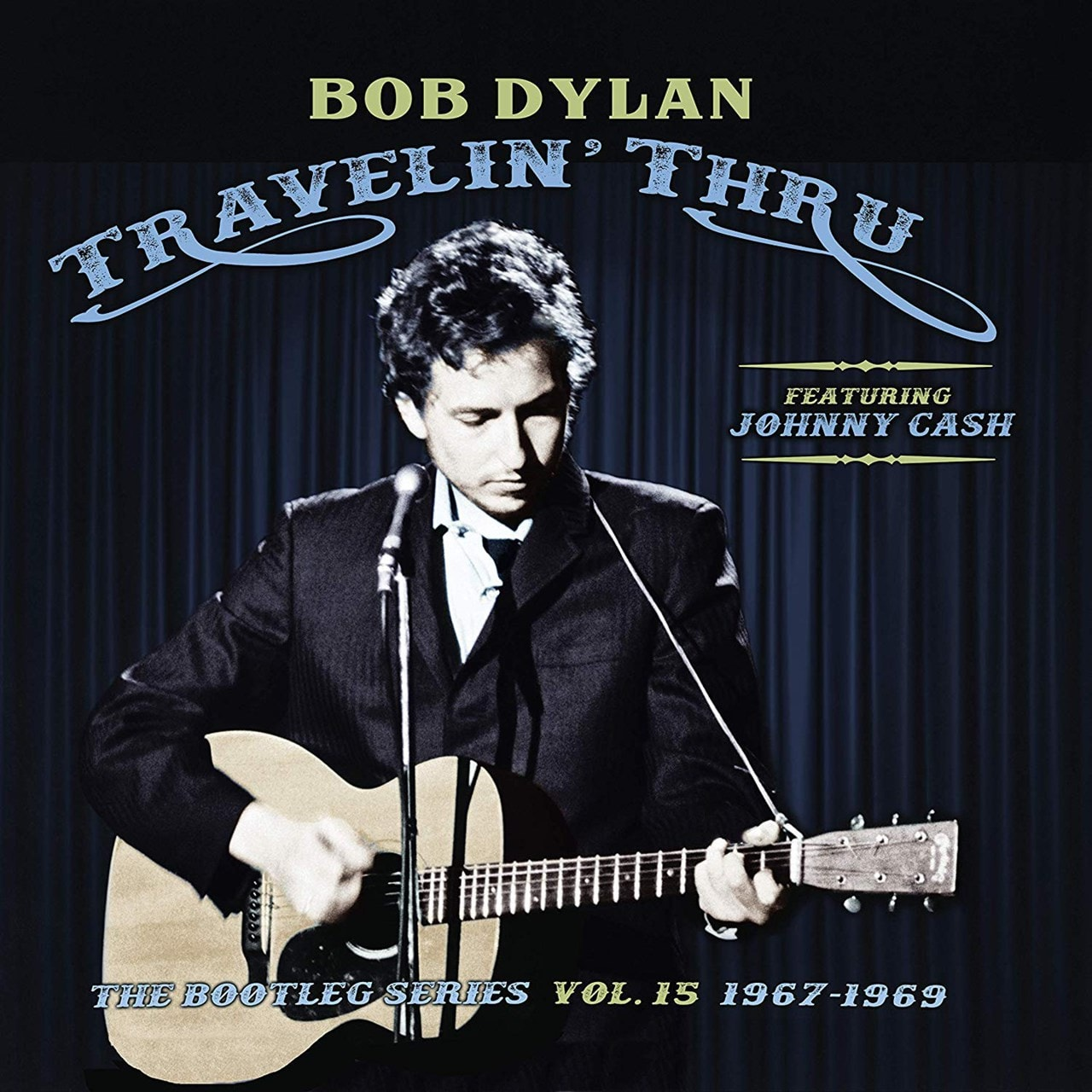 Travelin' Thru Featuring Johnny Cash: 1967-1969 - 1
