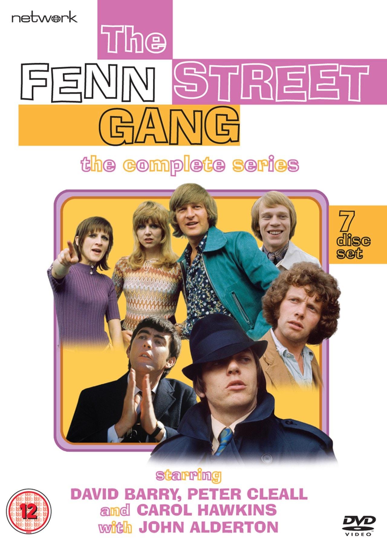 The Fenn Street Gang: The Complete Series - 1